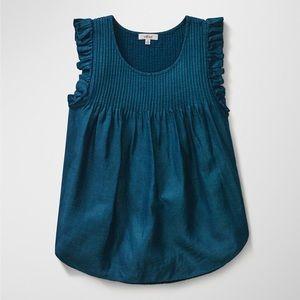 Aritzia Wilfred Valmer blouse